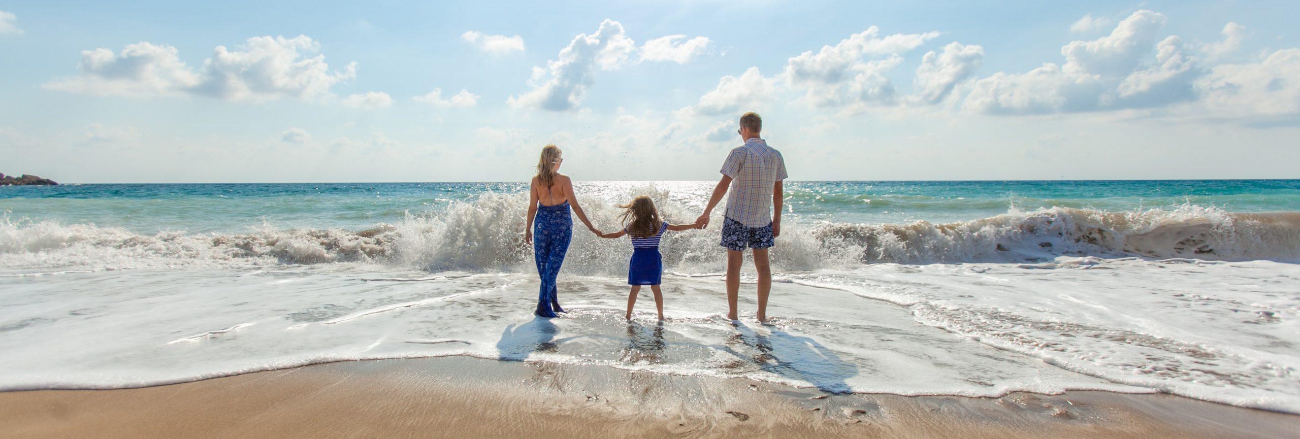 Gezinsreizen header - vakantie aan zee - De Planeet Reizen