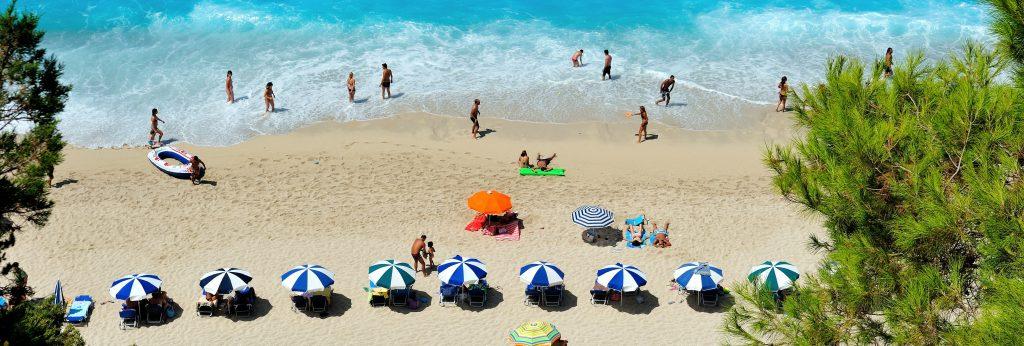 Griekenland strand - gezinsreizen - De Planeet Reizen