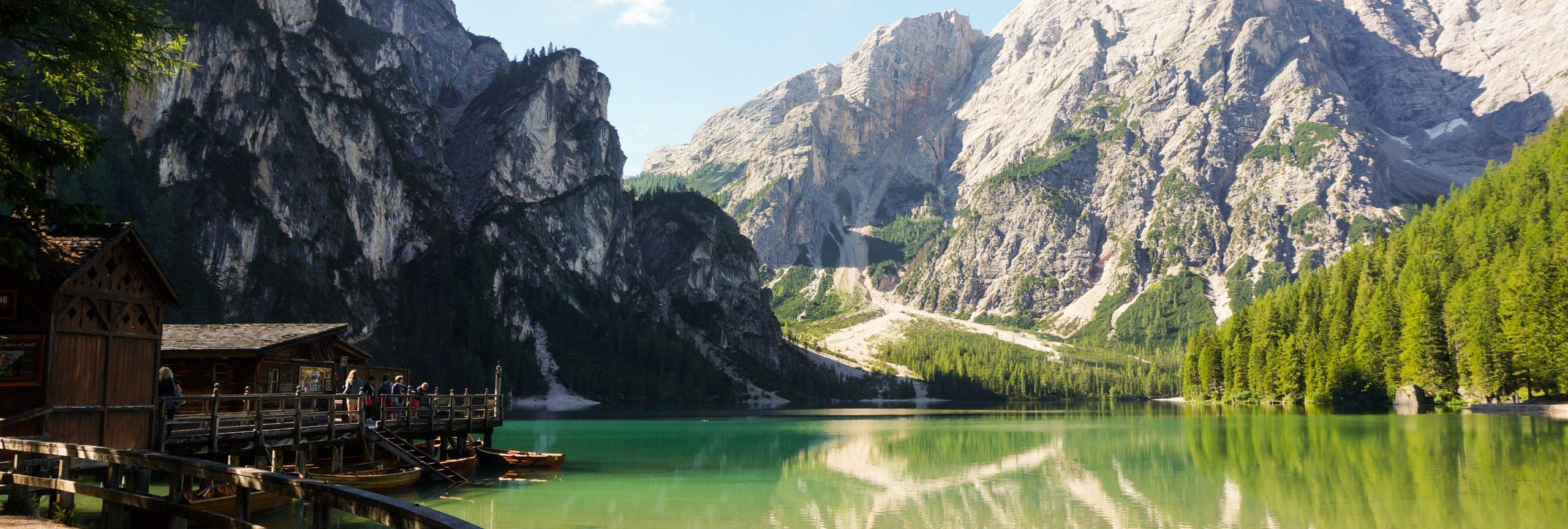Italie vakantie - meer en bergen  - De Planeet Reizen