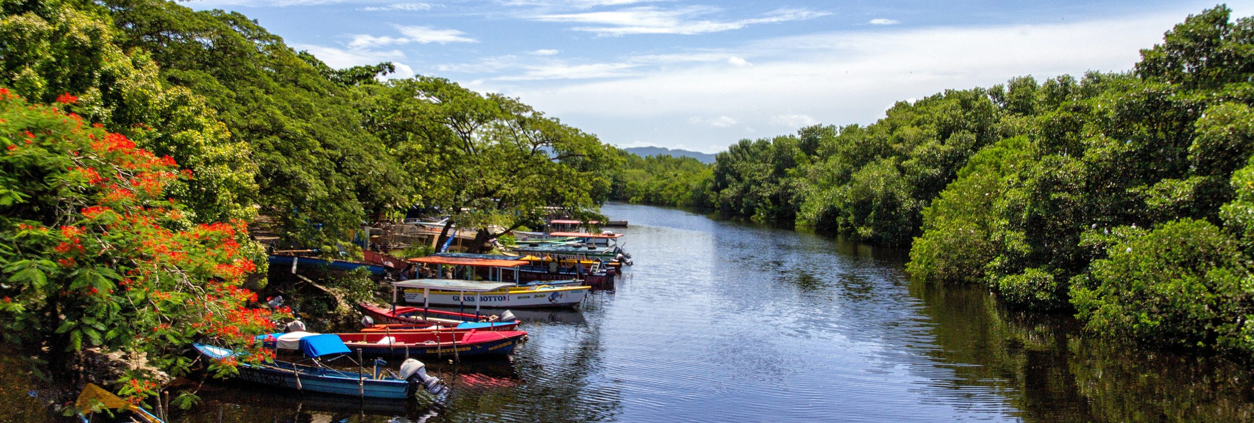 Jamaica visserboten 1 - De Planeet Reizen