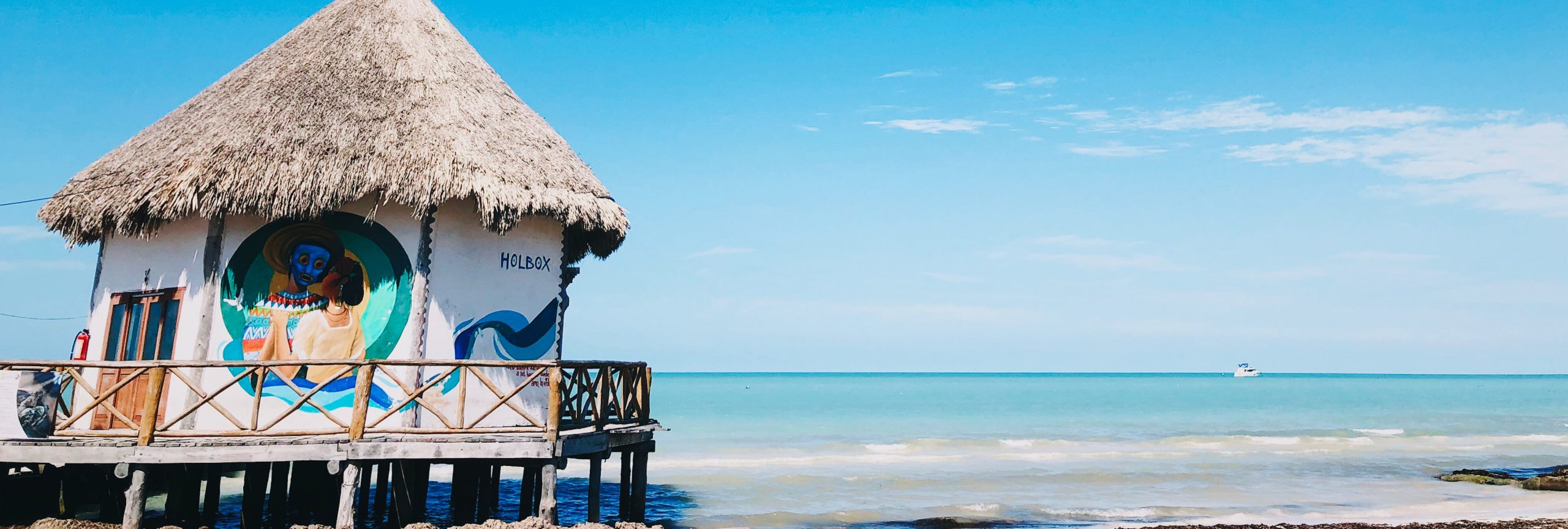 Mexico zee  - De Planeet Reizen