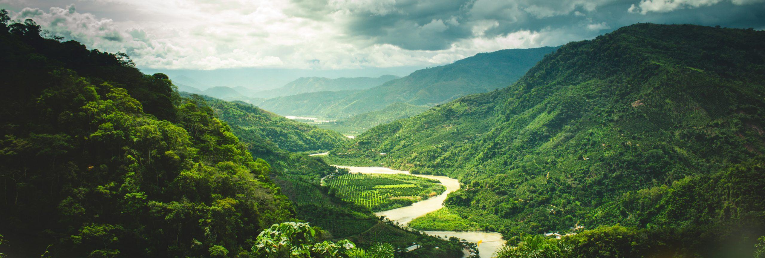 Peru natuur bergen 2 - De Planeet Reizen