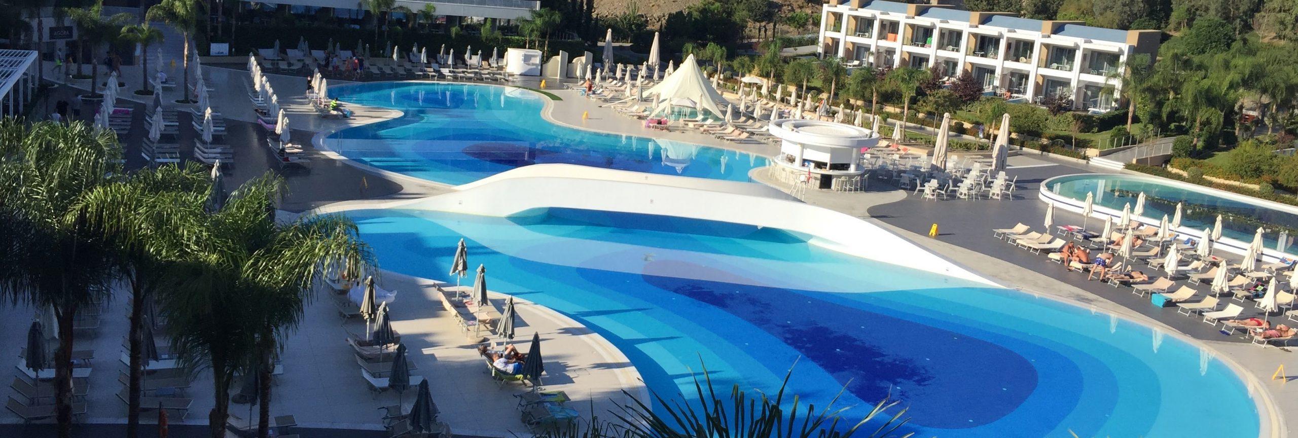 Turkije hotel met zwembad - De Planeet Reizen
