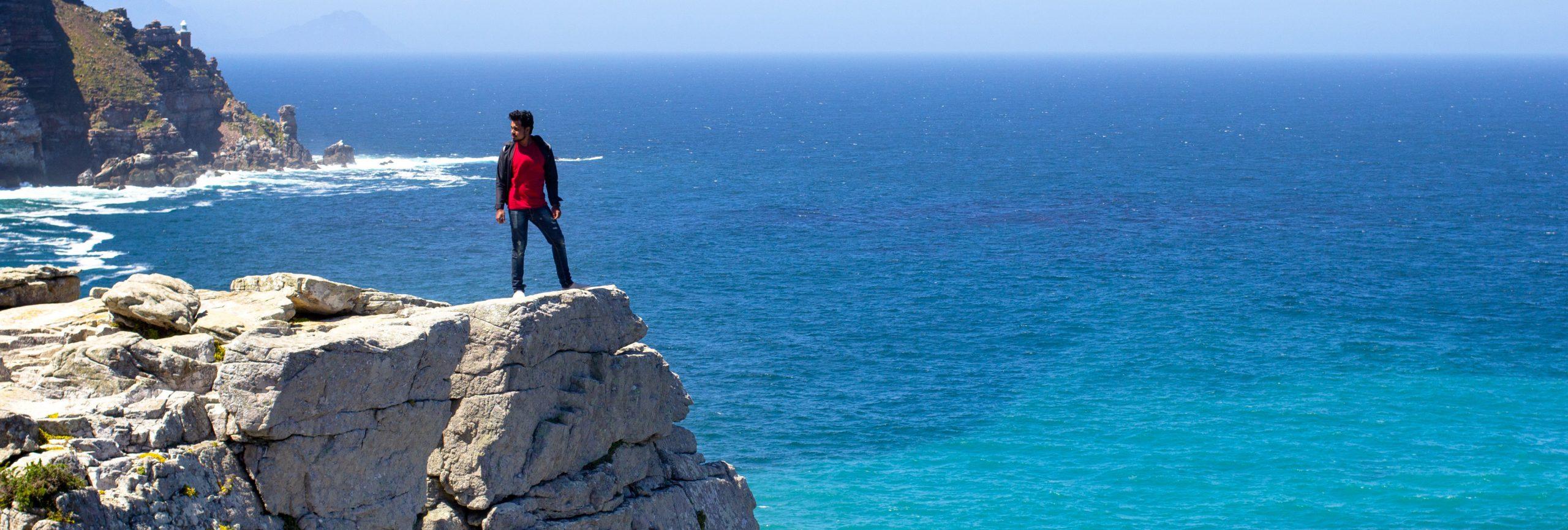 Zuid afrika, bergen en zee - De Planeet Reizen
