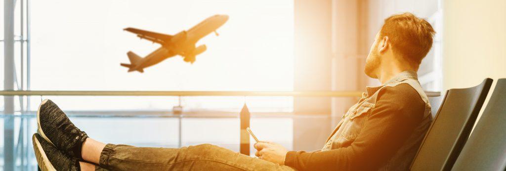 rondreizen - vliegtuig - De Planeet Reizen